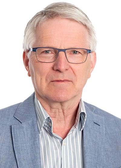 Tannlege Ivar Andersen-Gott